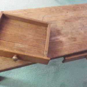 Τραπέζι σαλονιού από ξύλο teak
