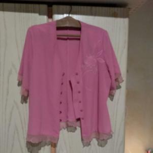 Πουκάμισο γυναικειο ροζ