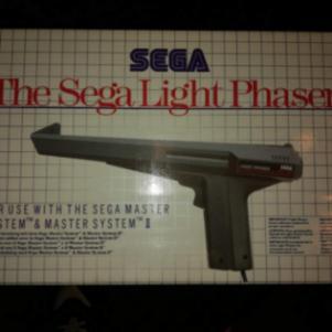 Sega Light Phaser