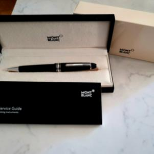 Δύο (2) Στυλό MontBlanc Meisterstück Ballpoint Pen