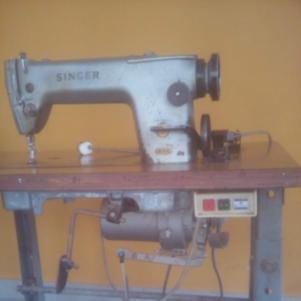Επαγγελματική ραπτομηχανή Singer mont. 291U3