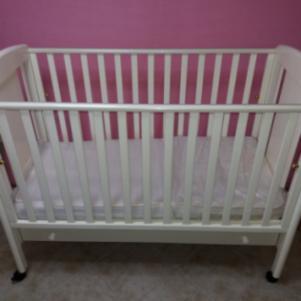 Βρεφικό/παιδικό κρεβάτι (0-5 ετών)