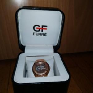 GF FERRE rose gold limited edition ολοκαίνουριο
