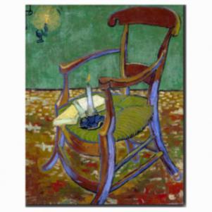 Gauguin's Chair by Van Gogh