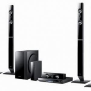 SAMSUNG HT-D6750W 3D Blu-ray 7.1ch Home Entertainment System