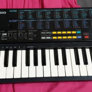 CASIO ToneBank Ma-201 Electronic Keyboard CASIO ToneBank Ma-201