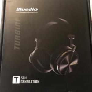 Bluedio T5 Turbine - ACN - Bluetooth - Over ear