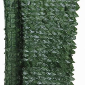 Πράσινος Pvc Φράκτης Φύλλο 100(h) x 300cm