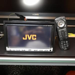 "JVC  7"""