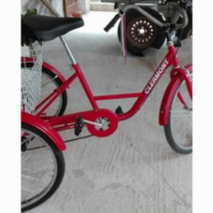 Τρικικλο ποδηλατο Clermont 24 ιντσων