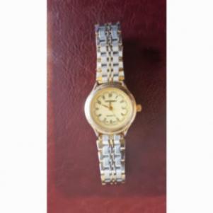Vintage γυναικείο ρολόι CATAMARAN με ατσάλινο μπρασελέ