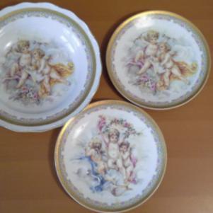 Πορσελάνινα πιάτα