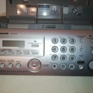 Panasonic fax και φωτοτυπικό