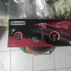 Scooter Disney Cars