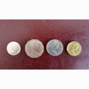 ΛΟΤ νομίσματα Αυστραλίας ( 4 τεμ.)