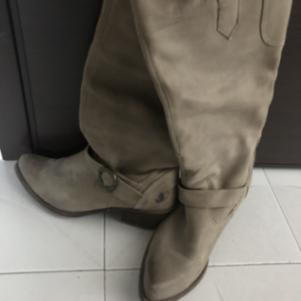 Μπότες στυλ καντρι