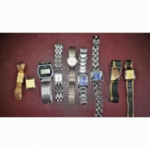 9 Vintage γυναικεία ρολόγια για επισκευή /ανταλλακτικά