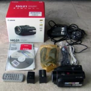 Canon Vixia HG21 HD βιντεοκαμερα