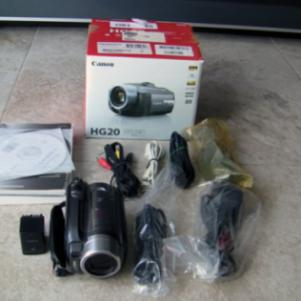 Canon Vixia HG20 HD βιντεοκαμερα