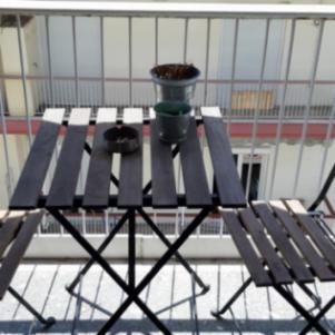 Τραπέζι  και 2 καρέκλες ΙΚΕΑ