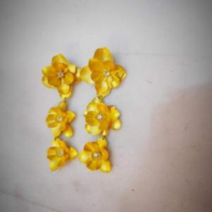 Γυναικεία σκουλαρίκια με κλιπς, δε χρειάζεται να είναι τρυπημενα