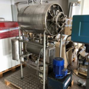 Μηχανές και εξοπλισμός φαρμακοβιομηχανίας