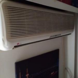 LG aircontition