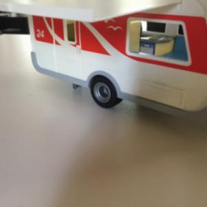 Playmobil Camping (2 σε 1)