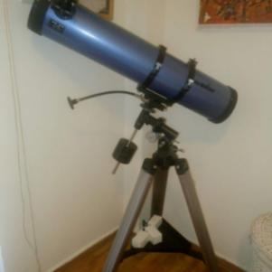 Κατοπτρικό τηλεσκόπιο Skywatcher 130 EQ