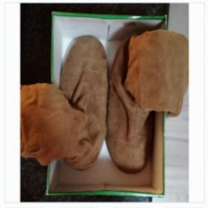 Μπότες Καστόρι
