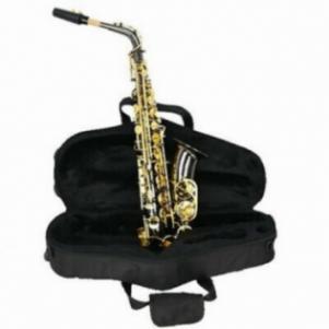 Trevor James Horn Classic II Alto Saxophone - Black Nickel