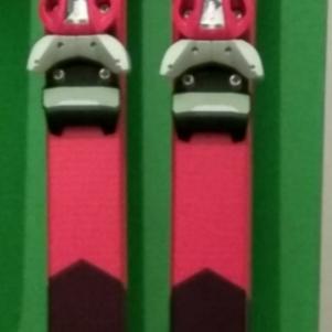 Πεδιλα σκι HEAD 163cm