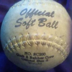 Παλιά Μπάλα Του  Base Ball