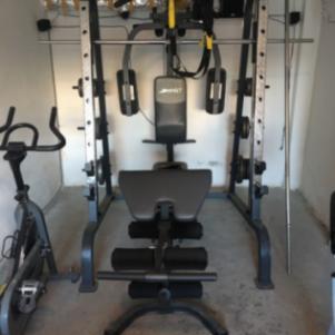 Πολυοργανο γυμναστικής X-FIT 1003
