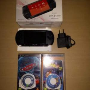 New PSP with games