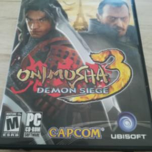 ONIMUSHA 3 PC GAME