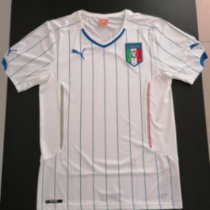 Αυθεντική ποδοσφαιρική φανέλα Ιταλίας - Άριστη κατάσταση - Αφόρε