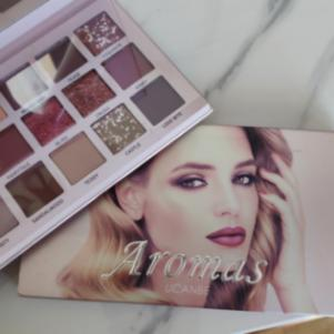 *UCANBE* Aromas Palette - HUDA Nude Dupe