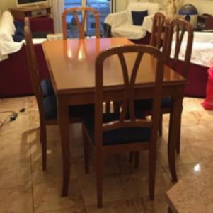 Σετ Τραπεζαρίαs με 6 καρέκλες