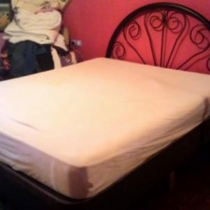 Κρεβάτι διπλό 200χ150