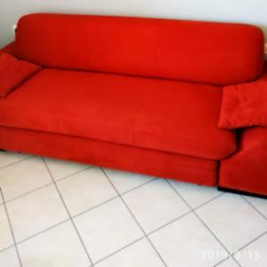 Τριθέσιο καναπέ - κρεβάτι