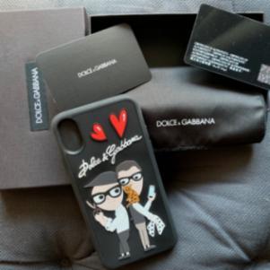 Dolce & Gabbana Mobile case Iphone X\Xs