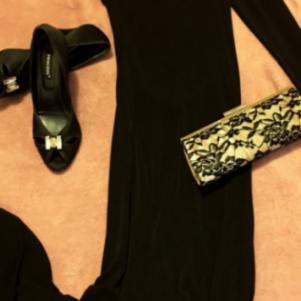Μαυρο φορεμα