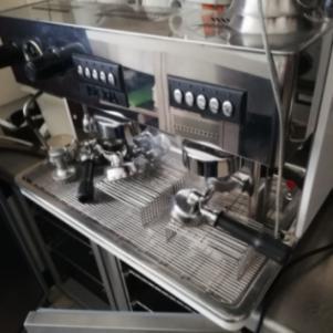 Mηχανή καφέ espresso Ηλεκτρονική WEGE BELOGIA   Αυτόματη δοσομετ