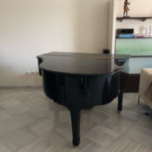 Yamaha πιάνο με ουρά