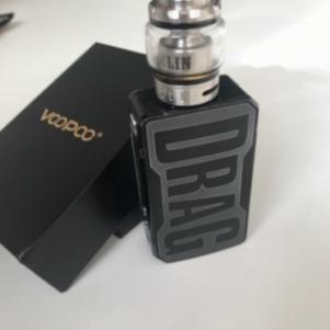 Voopoo Drag Mini + Vandy Vape Kylin + Accessories