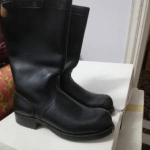 Στρατιωτικές μπότες γερμανικού τύπου