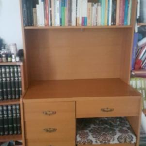 Βιβλιοθηκη-ραπτομηχανη