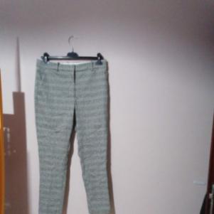 Καρό Αφόρετο Παντελόνι H&M