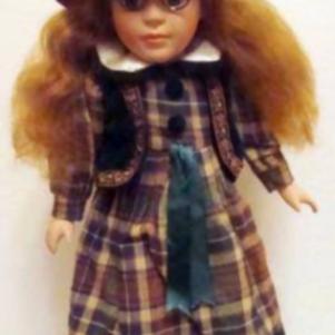 Πορσελάνινη κούκλα.